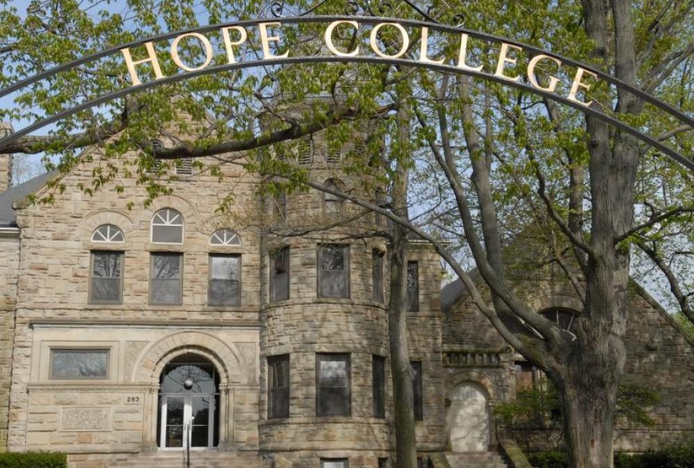 MSGC Supports 20 Hope College Projects