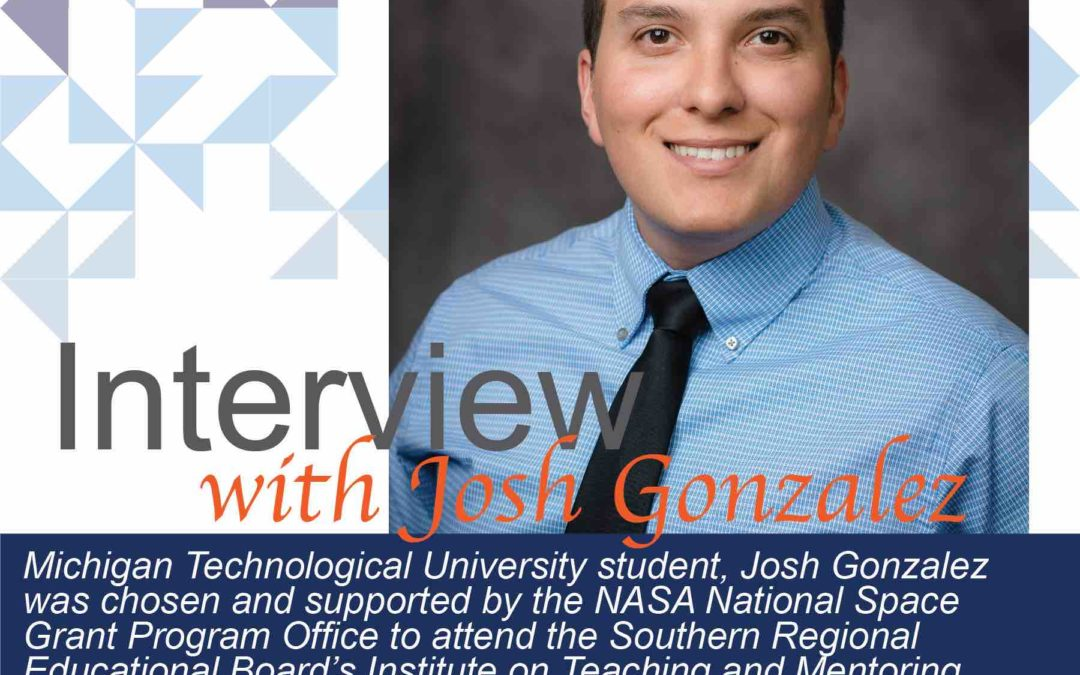 Interview with Josh Gonzalez