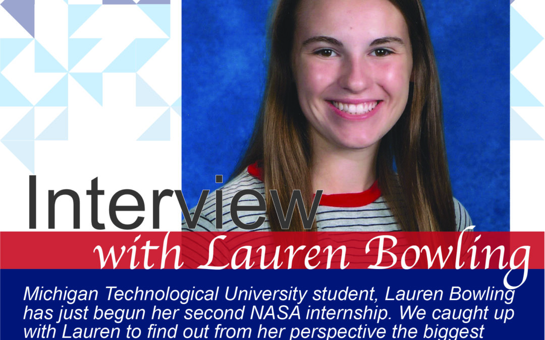 Interview with Lauren Bowling